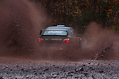 2014 Lake Superior Performance Rally held in Houghton Michigan on October 17-18.
