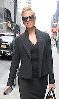 OCT 28 Tonya Lewis Lee Seen In New York City