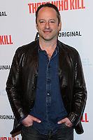 """HOLLYWOOD, LOS ANGELES, CA, USA - FEBRUARY 26: Gil Bellows at the Premiere Party For A&E's Season 2 Of """"Bates Motel"""" & Series Premiere Of """"Those Who Kill"""" held at Warwick on February 26, 2014 in Hollywood, Los Angeles, California, United States. (Photo by Xavier Collin/Celebrity Monitor)"""