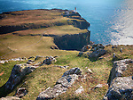 Lighthouse, Neist Point, Isle of Skye, Scotland