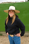 Whitney Ostler, cowgirl, Jordan Valley Big Loop Rodeo..