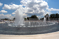 WWII Memorial Washington, D.C...( c ) 2004 Sandy Schaeffer Sandy Schaeffer Photography - Washington DC Photographer<br />