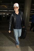 MAR 22 George Clooney At LAX