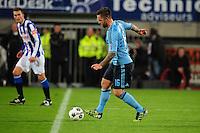 VOETBAL: HEERENVEEN: Abe Lenstra Stadion, SC Heerenveen - Ajax, 11-01-2012, Eindstand 0-5, Theo Janssen (#16), ©foto Martin de Jong