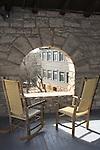Deck at El Tovar Hotel