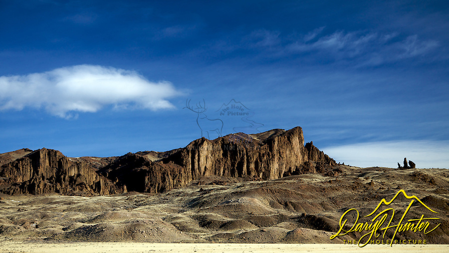 Wapati Valley west of Cody Wyoming