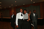 Alvin Ailey Dancers ermaine Terry and Akua Noni Parker Attend the Alvin Ailey Opening Night Gala Party at the Hilton New York Grand Ballroom 12/1/10