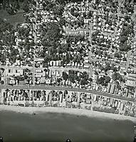 "1988 October 10..Conservation.East Ocean View..Ocean View Avenue.1""=300'..Frame #  1 07.NEG#.NRHA#.Order #80-16461-01."