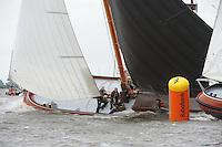 ZEILEN: TERHERNE: Snitser Mar, SKS skûtsjesilen, skûtsje Joure (Oeral Thús), ©foto Martin de Jong