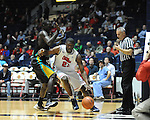 Ole Miss's Reginald Buckner (23) vs. Coastal Carolina at the C.M. &quot;Tad&quot; Smith Coliseum in Oxford, Miss. on Tuesday, November 13, 2012. (AP Photo/Oxford Eagle, Bruce Newman)