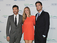 NEW YORK, NY - OCTOBER 13: Harry Connick Jr., Georgia Tatum Connick and guest attend the 2016 Friends of Hudson River Park Gala at Hudson River Park's Pier 62 on October 13, 2016 in New York City. Photo by John Palmer/MediaPunch
