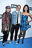 """Gael Greene, James Oseland and Kelly Choi of """"Top Chef Masters"""" at the Bravo Upfront Party on March 10, 2010 at Skylight Studios in New York City."""