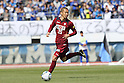 Yosuke Ishibitsu (Vissel), MARCH 27, 2011 - Football : 2011 J.League Charity match for victim of Northeastern Pacific Ocean earthquake between Gamba Osaka 2-2 Vissel Kobe at Expo 70 Stadium, in Osaka, Japan. (Photo by Akihiro Sugimoto/AFLO SPORT) [1080]