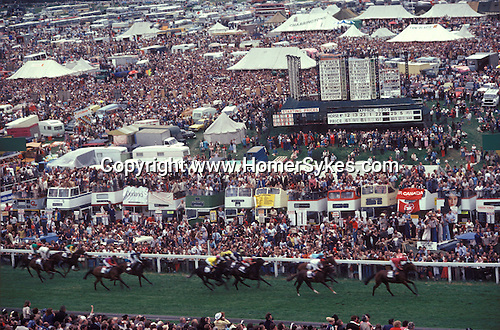 Derby Day Epsom Downs.  The English Season published by Pavilon Books 1987