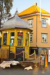 Norway's Smallest Bar, Rakketen - the Rocket, Tromso