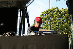 DJ Bent Roc Peforms at the 4th Annual R&B Fest 2012 Eric Benet, Salt-n-Pepa, Christopher Williams, Kenny Lattimore, Q Parker, DJ DWIZ Presented in Association with: Globe Star Media and WBLS held at SummerStage Central Park, NY 8/12/12