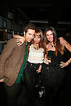 Liton, Amanda and Guest Attend JONES MAGAZINE PRESENTS SACHIKA TWINS BDAY BASH at SL, NY 12/12/11