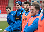 St Johnstone Training 17.03.17