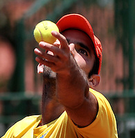 Copa Davis / Davis Cup Colombia V.S. Republica Dominicana 2014