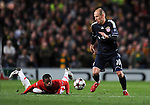 Fussball, Uefa Champions League 2009/2010, Viertelfinale: Manchester United - FC Bayern Muenchen