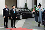 Incontro Italia Vietnam a Palazzo Chigi