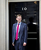 Downing Street after meetings at The House of Commons to appoint new government ministers<br /> 11th May 2015 <br /> <br /> new cabinet ministers arriving or leaving 10 Downing Street <br /> <br /> Greg Clark <br /> Communities Secretary <br /> <br /> <br /> Photograph by Elliott Franks <br /> Image licensed to Elliott Franks Photography Services
