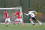 EBBSFLEET UBITED v BROMLEY<br /> KENT YOUTH LEAGUE<br /> U16 CAUSWAY STEEL CUP FINAL<br /> SUNDAY 26TH FEB 2017<br /> WROTHAM SCHOOL