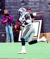 Lester Smith Baltimore Stallions 1994. Photo John Bradley