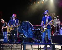 POMPANO BEACH FL - OCTOBER 15: Love and Theft performs at The Pompano Beach Amphitheater on October 15, 2016 in Pompano Beach, Florida.  Credit: mpi04/MediaPunch