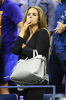 FLUSHING NY- AUGUST 30: Kim Sears seen watching Andy Murray Vs Lukas Rosol on Arthur Ashe Stadium at the USTA Billie Jean King National Tennis Center on August 30, 2016 in Flushing Queens. Credit: mpi04/MediaPunch