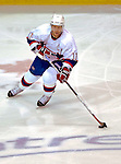 9 December 2006: Montreal Canadiens center Saku Koivu (11) of Finland in action against the Buffalo Sabres at the Bell Centre in Montreal, Canada. The Sabres defeated the Canadiens 3-2 in a shootout, taking their third contest in the month of December. Mandatory Photo credit: Ed Wolfstein Photo<br />  *** Editorial Sales through Icon Sports Media *** www.iconsportsmedia.com