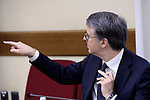 Raffaele Cantone in Commissione immigrazione