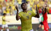 Colombia (COL) vs Peru (PER), Barranquilla, 08-10-2015.