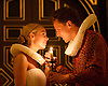 'Tis Pity She's a Whore<br /> by John Ford<br /> at the Sam Wannamaker Playhouse, Globe Theatre, London, Great Britain <br /> press photocall<br /> 25th October 2014 <br /> directed by Michael Longhurst <br /> <br /> <br /> <br /> Max Bennett as Giovanni <br /> Fiona Button as Annabella<br /> <br /> <br /> <br /> <br /> Photograph by Elliott Franks <br /> Image licensed to Elliott Franks Photography Services