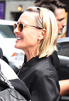 NEW YORK, NY - MAY 24: Robin Wright seen at The Late Show With Stephen Colbert in New York City on May 24, 2017. Credit: RW/MediaPunch