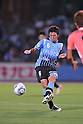Yusuke Tasaka (Frontale), July 27, 2011 - Football / Soccer  : 2011 J.LEAGUE Yamazaki Nabisco Cup, 1st Round 2nd Leg match between Kawasaki Frontale 3-1 Sanfrecce Hiroshima at Kawasaki Todoroki Stadium, Kanagawa, Japan. (Photo by Atsushi Tomura /AFLO SPORT) [1035]