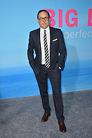 P.J. Byrne at the premiere for HBO's &quot;Big Little Lies&quot; at the TCL Chinese Theatre, Hollywood. Los Angeles, USA 07 February  2017<br /> Picture: Paul Smith/Featureflash/SilverHub 0208 004 5359 sales@silverhubmedia.com