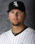 GLENDALE, AZ - MARCH 03:  A.J. Pierzynski of the Chicago White Sox poses for his official team headshot during photo day on March 3, 2012 at The Ballpark at Camelback Ranch in Glendale, Arizona. (Photo by Ron Vesely)   Subject:   A.J. Pierzynski