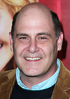 HOLLYWOOD, LOS ANGELES, CA, USA - NOVEMBER 05: Matthew Weiner arrives at the Los Angeles Premiere Of HBO's 'The Comeback' held at the El Capitan Theatre on November 5, 2014 in Hollywood, Los Angeles, California, United States. (Photo by Xavier Collin/Celebrity Monitor)