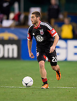 Chris Korb.  D.C. United defeated Real Salt Lake, 1-0, at RFK Stadium.