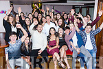 BIRTHDAY GIRL: Ciara Begley, Caherslee, Tralee, celebrated her 18th birthday with family and friends at the Abbey Inn on Saturday.
