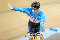 Picture by Alex Whitehead/SWpix.com - 03/03/2017 - Cycling - UCI Para-cycling Track World Championships - Velo Sports Center, Los Angeles, USA - Men's C1 3km Individual Pursuit. Gold - Canada's Ross Wilson.