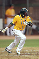 Franklin Contreras - 2012 AZL Athletics (Bill Mitchell)