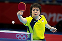 2012 Olympic Games - Table Tennis - Men's Singles 3rd round match