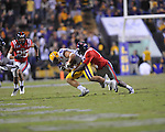 Ole Miss vs. LSU at Tiger Stadium in Baton Rouge, La. on Saturday, November 17, 2012. LSU won 41-35.....