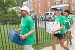 2014 Go Green Move-In Weekend