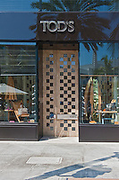 TOD'S Rodeo Drive, Beverly Hills, CA, Luxury Shopping, Boutique, , Vertical image