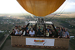 20100909 September 09 Cairns Hot Air Ballooning