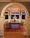 Design: Robert Currie, Interior Design