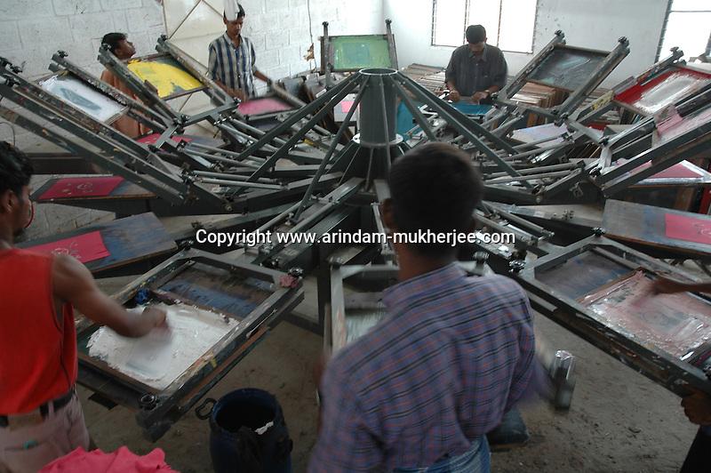 Indian Textile Arindam Mukherjee